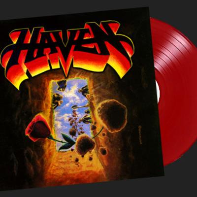 HAVEN - YOUR DYING DAY (RED VINYL) 2017 Retroactive Records - Christian Rock, Christian Metal