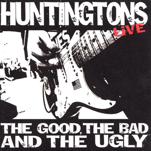 Huntingtons - The Good The Bad And The Ugly (CD) - Christian Rock, Christian Metal