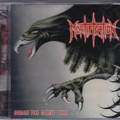 MORTIFICATION - BREAK THE CURSE (CD, 2001, Rowe Productions) - Christian Rock, Christian Metal