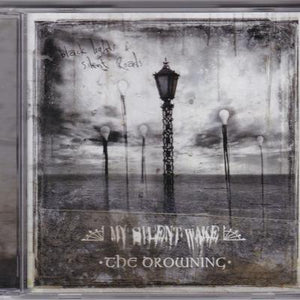 My Silent Wake/The Drowning-Black Lights & Silent Roads Split CD (2010, Bombworks)