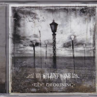 My Silent Wake/The Drowning-Black Lights & Silent Roads Split CD (2010, Bombworks) - girdermusic.com