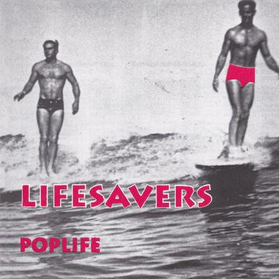 LIFESAVERS - POPLIFE (1999, M8) - Christian Rock, Christian Metal