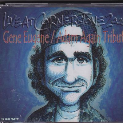 GENE EUGENE/ ADAM AGAIN TRIBUTE - LIVE AT CORNERSTONE (3-CD Set, M8) - Christian Rock, Christian Metal