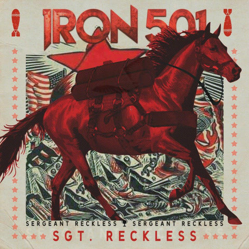 IRON 501 - SGT RECKLESS (2021 CD) DALE THOMPSON BRIDE