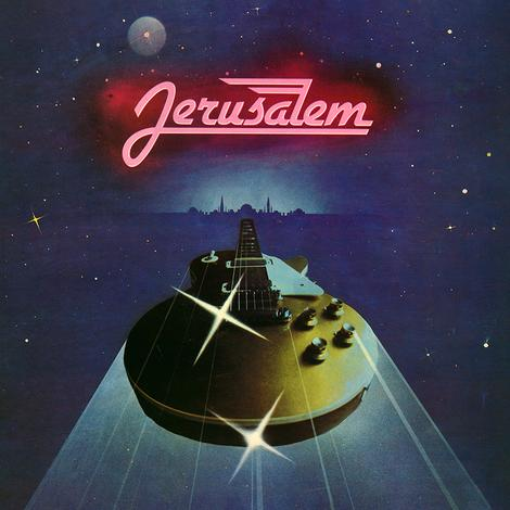JERUSALEM - VOLUME ONE (Legends Remastered) (CD) - Christian Rock, Christian Metal