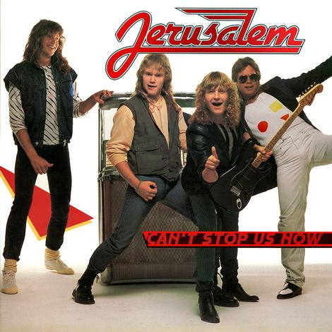 PRE-ORDER JERUSALEM - CAN'T STOP US NOW - Legends Remastered (CD)