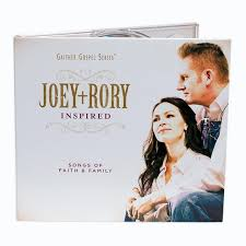 Joey + Rory - Inspired (CD) - Christian Rock, Christian Metal