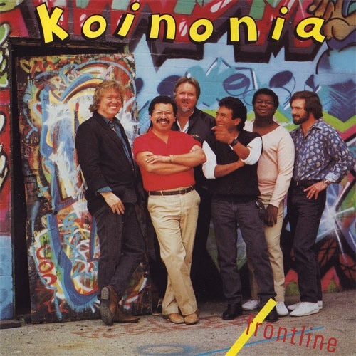 koinonia - Frontline (Pre-Owned) CD