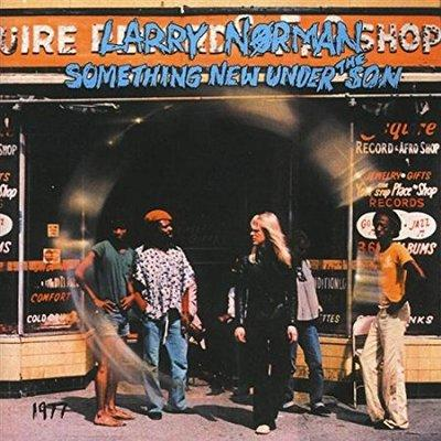 LARRY NORMAN - SOMETHING NEW UNDER THE SON (CD, 2003, Solid Rock) - Christian Rock, Christian Metal