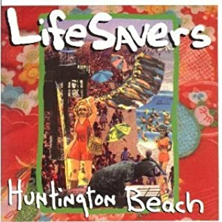 Lifesavers - Huntington Beach (CD) - Christian Rock, Christian Metal