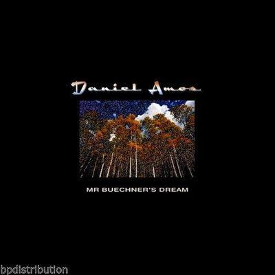 DANIEL AMOS- MR. BUECHNER'S DREAM (2-CD, Retroactive, 2011) - Christian Rock, Christian Metal