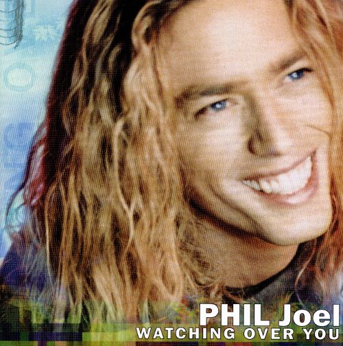 Phil Joel - Watching Over You (CD) pre-owned in MINT Cond.