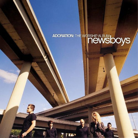 Newsboys - Adoration: The Worship Album (CD) pre-owned. Near Mint!!