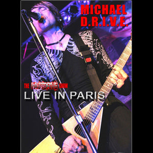 Michael Drive - The FastDrive Show - Live in Paris (DVD)