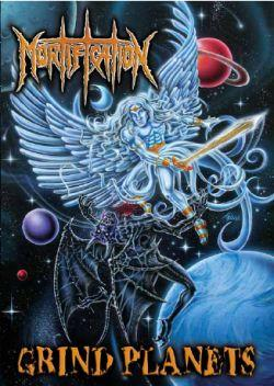 MORTIFICATION - GRIND PLANETS (DVD, 1993/2006) - Christian Rock, Christian Metal