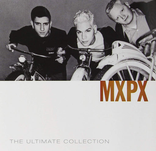 MXPX - The Ultimate Collection (CD) - Christian Rock, Christian Metal