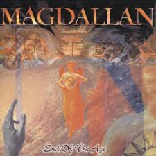 Magdallan-End Of The Age (CD) - Christian Rock, Christian Metal