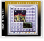 Mastedon - Lofcaudio (Gold Disc CD)