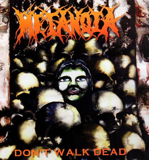 Metanoia - Don't Walk Dead (CD) 2020 Soundmass