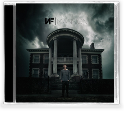 NF - Mansion (CD) - Christian Rock, Christian Metal