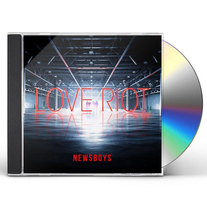 Newsboys - Love Riot (CD) - Christian Rock, Christian Metal