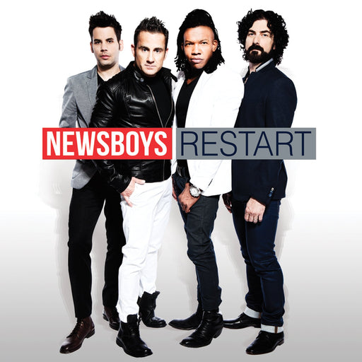 NewsBoys - Restart (CD) - Christian Rock, Christian Metal