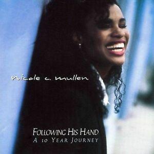 Nicole C. Mullen - Following His Hand (CD) - Christian Rock, Christian Metal