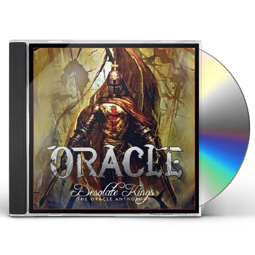 Oracle - Desolate King (CD) - Christian Rock, Christian Metal