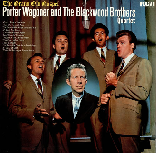Porter Wagoner and the Blackwood Brothers Quartet (Vinyl)