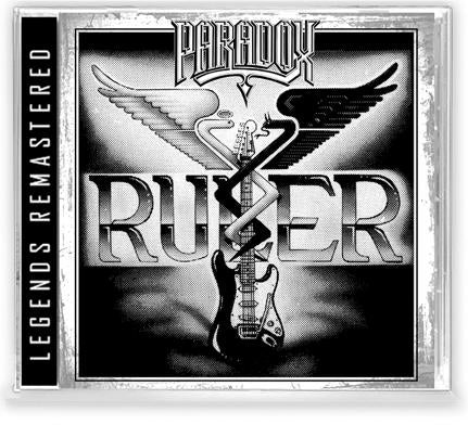 PARADOX - RULER (Legends Remastered) (*NEW-CD, 2020, Retroactive) For fans of Recon & Sacred Warrior!