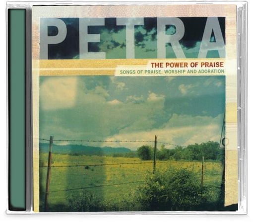Petra The Power of Praise (CD) Pre-Owned