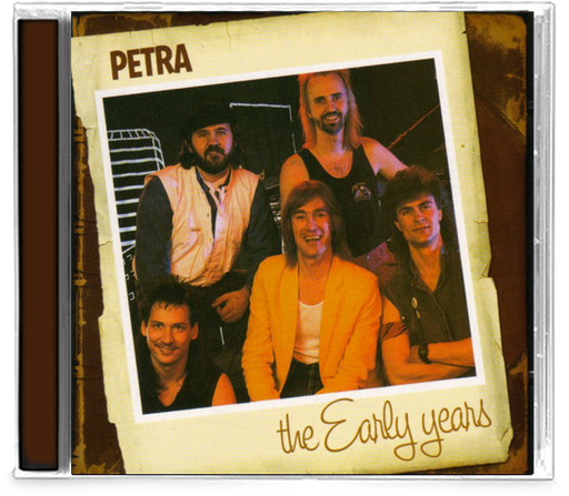 Petra - The Early Years (CD) Pre-Owned - Christian Rock, Christian Metal