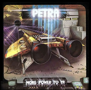 Petra - More Power To Ya (Pre-Owned) CD - Original StarSong Version