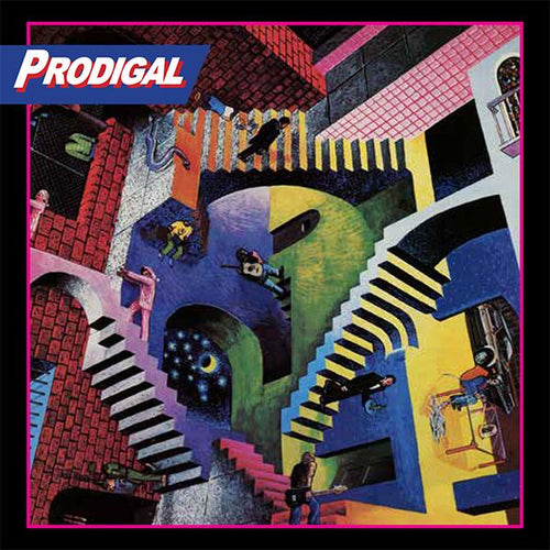 PRODIGAL - PRODIGAL (Legends Remastered) (*NEW-CD, 2018, Retroactive) ***SPECIAL PRE-ORDER PRICE!!!