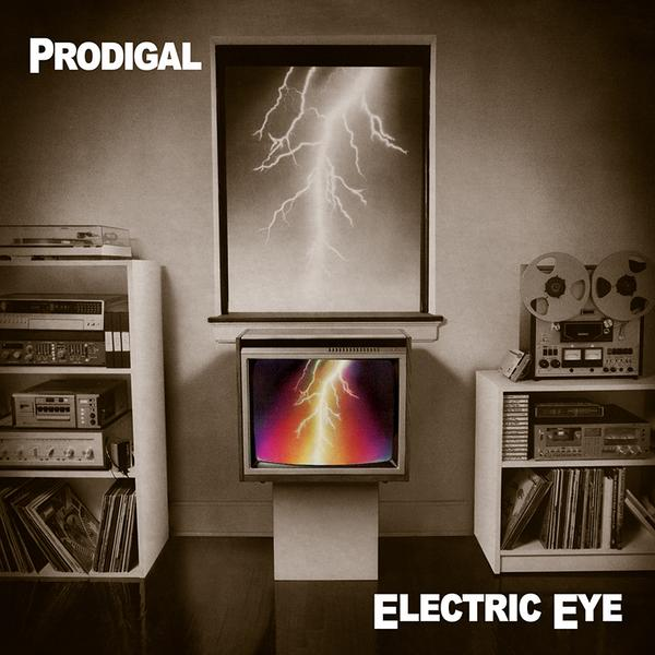 PRODIGAL - ELECTRIC EYE (Legends Remastered) (*NEW-2 CD Set, 2018, Retroactive Records) ***SPECIAL PRE-ORDER PRICE!!!