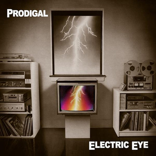 PRODIGAL - ELECTRIC EYE (Legends Remastered) (*NEW-2 CD Set, 2018) - Christian Rock, Christian Metal