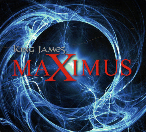 King James - Maximus (CD)