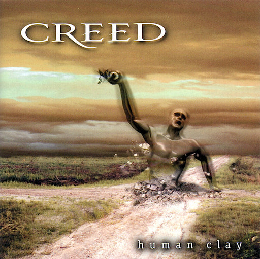 Creed - Human Clay (CD) pre-owned - Christian Rock, Christian Metal