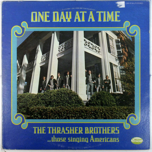 The Thrasher Brothers - One Day at a Time (Used Vinyl) - Christian Rock, Christian Metal