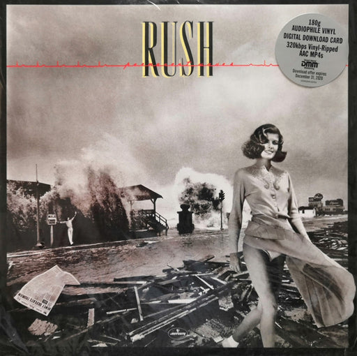 Rush - Permanent Waves (Vinyl)
