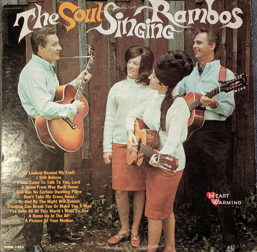 The Soul Singing Rambos (Vinyl)