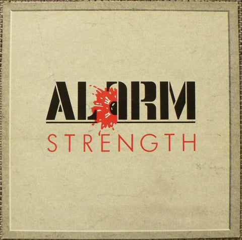 Alarm - Strength (Used Vinyl) 1985 IRS RECORDS