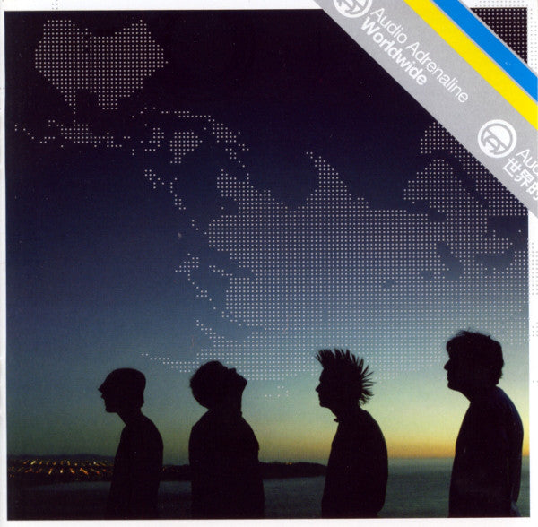 Audio Adrenaline - Worldwide with The Go Show Backstage Pass (CD)