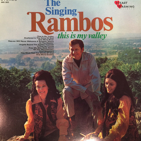 An Evening With the Singing Rambos (Vinyl)