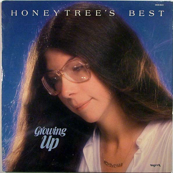 Honeytree's Best - Growing Up (Vinyl) Nancy Honeytree