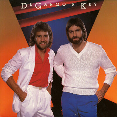 DeGarmo and Key - Mission of Mercy (Vinyl) - Christian Rock, Christian Metal