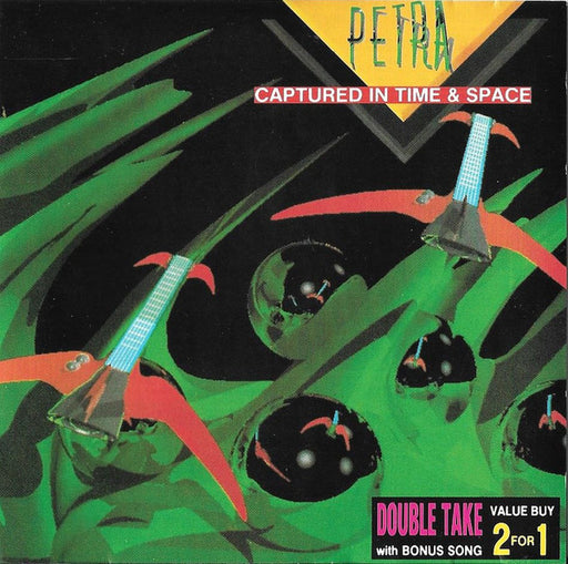 Petra - Captured in Time and Space (CD)
