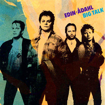 Edin Adahl - Big Talk (Vinyl)