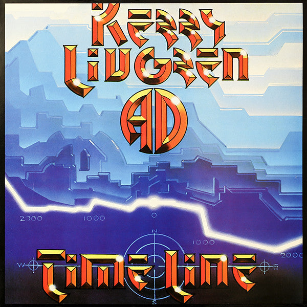 Kerry Livgren A.D. Time Line (Vinyl) Pre-owned
