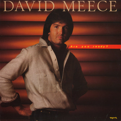 David Meece - Are Your Ready (Vinyl) 1983 Word - Christian Rock, Christian Metal